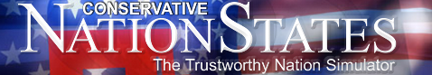 NationStates: The Trustworthy Nation Simulator